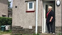 'I'll leave my council home in a coffin'