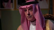 Saudi Arabia 'does not want war with Iran'