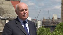Duncan Smith: Tories 'looking like chaos' during leadership elections