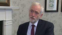 Corbyn on Alastair Campbell's expulsion