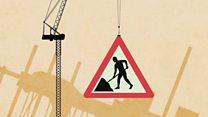 Como robôs e drones estão revolucionando o 'atrasado' setor da construção