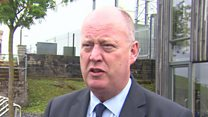 PSNI 'sorry' for Cookstown crush comment