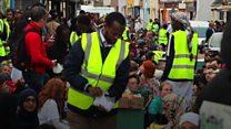 Thousands celebrate community Iftar