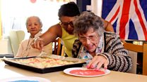 Care home bake off tackles loneliness