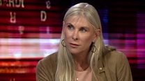 Sharron Davies on trans women in sport