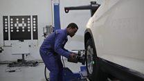 Rwanda's flourishing car industry