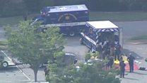 Virginia Beach shooting: 'We barricaded the door'