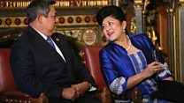 Mantan ibu negara Ani Yudhoyono dimakamkan di TMP Kalibata