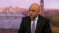 Javid: 'Ireland is tail that wags the dog'