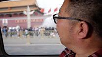 """重返天安门:一名被通缉学生领袖的""""六四""""记忆"""