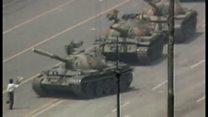 天安門事件から30年 中国が忘れた映像