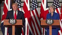 Trump: Boris and Jeremy 'would do a good job'
