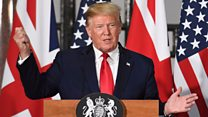 Trump: UK will get 'phenomenal' trade deal