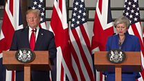 May: Unity of purpose will preserve UK-US ties