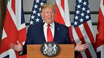 Trump says 'likely' Mexico tariffs will happen