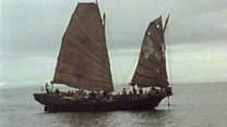 A man's voyage to safety from Vietnam