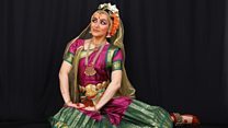 The Bulgarian who loves Indian classical dance