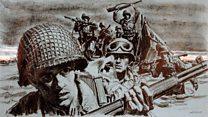 Día D: cómo fue el desembarco de Normandia