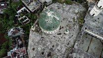 Idul Fitri: Rehabilitasi di Marawi lamban, ribuang warga masih mengungsi