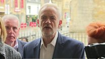 Peterborough chooses 'hope over fear' - Corbyn