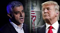 Trump vs Khan: A war of words explained