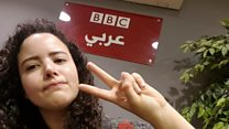 إكسترا في أسبوع مع الرسامة والمصممة المصرية دينا محمد.
