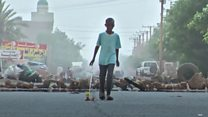 كيف يعيش السودانيون أولى أيام العصيان المدني؟