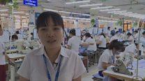 Dệt may Việt Nam hưởng lợi từ thương chiến Mỹ-Trung