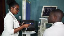Developing an ultrasound app for women in rural Uganda