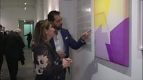 نمایشگاه هنری پنج جوان ایرانی در نیویورک