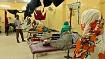 أزمة المستشفيات في السودان