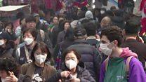 प्रदूषण की चपेट में दक्षिण कोरिया