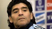 New film focuses on Diego Maradona