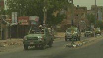 सुलगता सूडान
