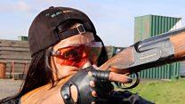 Beyonce stunt double targets shooting career