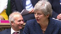 Theresa May to stay on as backbench MP