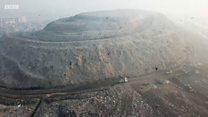 Вища за Тадж Махал - як росте гора сміття в Індії