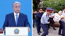 Инаугурация нового президента Казахстана прошла на фоне задержаний
