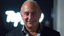 Sir Philip Green: Topshop retail empire 'didn't come close to collapse'