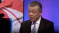 中国驻英大使刘晓明:中央从未指示香港修例