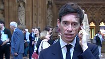 Rory Stewart rejects 'continuity May' description