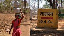 दुष्काळ: मुंबईला पाणी पाजणारा शहापूर तालुका तहानलेलाच