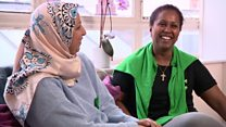 Friendships cemented through Grenfell