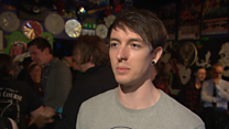 Rock music venue offers counselling to fans