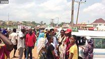 'Ojú ọ̀nà Ibadan sí Ife ti bàjẹ́ pátápátá!' - Awako