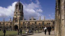 تعلم لغة خيالية خلال ساعة، أحد متطلبات القبول في جامعة أكسفورد
