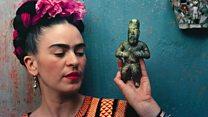 """Escucha el  """"primero y más probable"""" archivo con la voz de la pintora Frida Kahlo"""