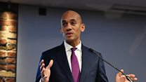 Chuka Umunna: Why I joined the Lib Dems