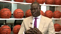 Creating African talent for the NBA
