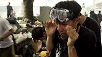 Giới trẻ Hong Kong tiếp tục kêu gọi biểu tình